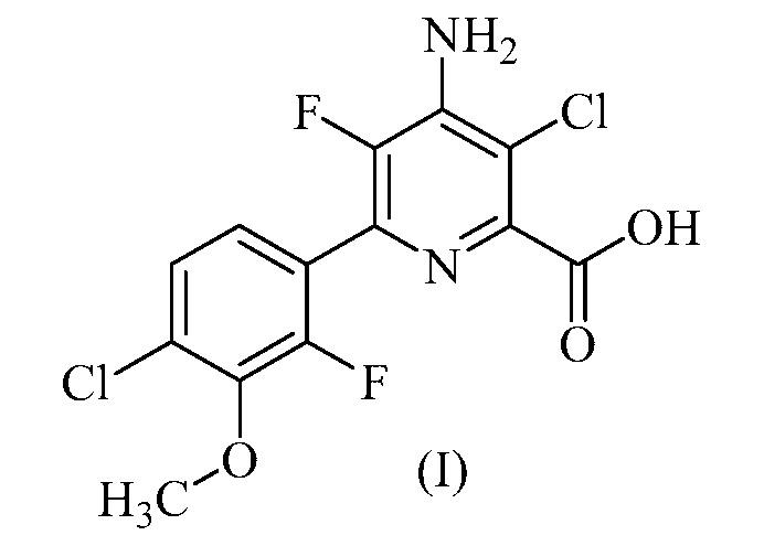 Гербицидные композиции, содержащие 4-амино-3-хлор-5-фтор-6-(4-хлор-2-фтор-3-метоксифенил)пиридин-2-карбоновую кислоту или ее производное и гербициды, ингибирующие синтез vlcfa и синтез жирных кислот/липидов