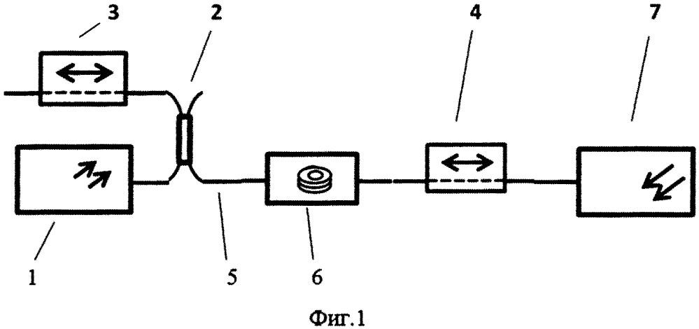 Волоконно-оптический датчик виброакустических сигналов на внутрисветоводном эффекте доплера (варианты)