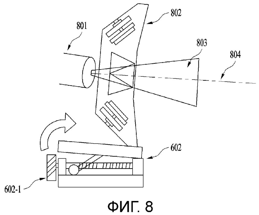 Устройство для воспроизведения стереоскопических изображений с функцией дистанционного управления выравниванием и способ воспроизведения на экране стереоскопического изображения, использующий вышеупомянутое