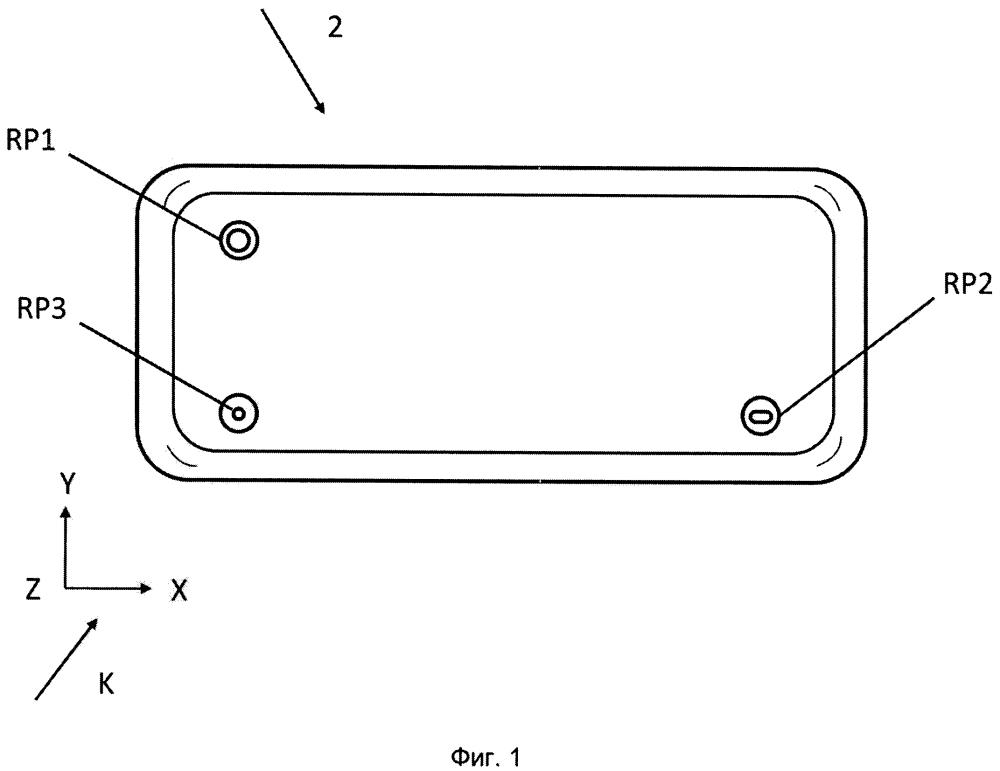 Способ изготовления пластмассовых деталей/конструктивных деталей транспортного средства