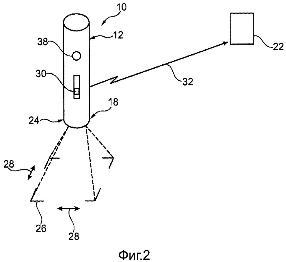 Пользовательский интерфейс для рентгенологического позиционирования