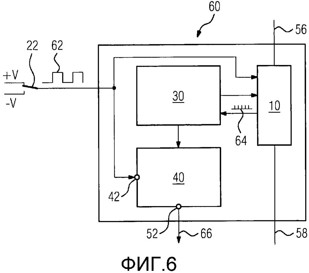 Устройство и способ контроля силового полупроводникового переключателя