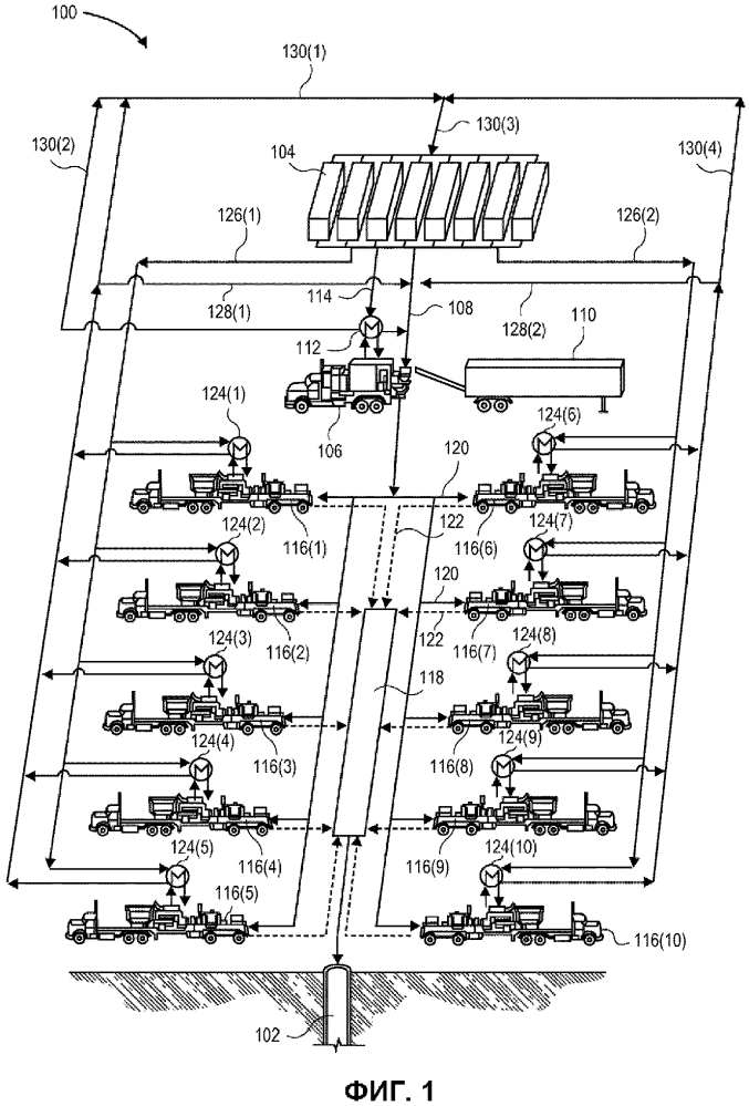 Система охлаждения наземного нефтепромыслового оборудования