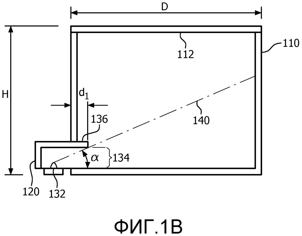 Светильник прямого обзора на основе светодиодов (сид) с однородным смешиванием выходного света