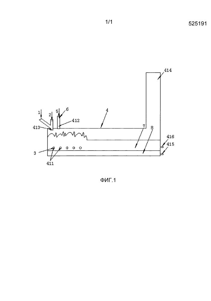 Способ и устройство для обеднения медеплавильного шлака