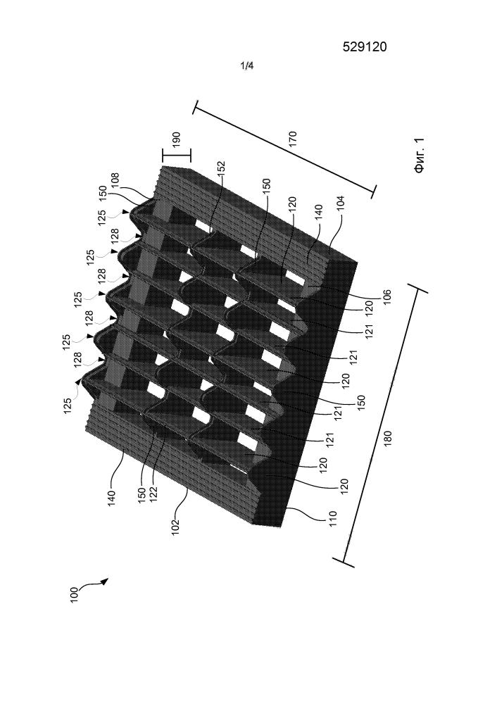 Фильтр с увеличенной площадью фильтрации
