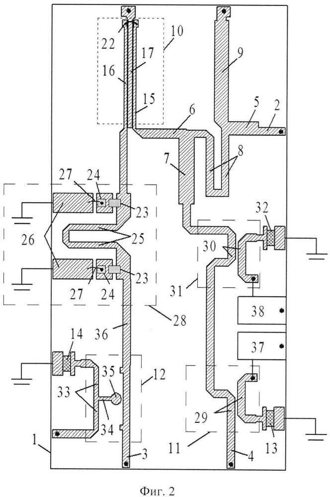 Антенное переключающее устройство (апу)