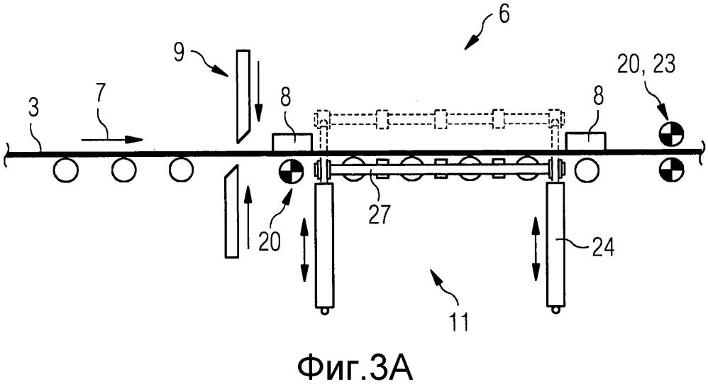 Способ и устройство для комбинированной литейно-прокатной установки