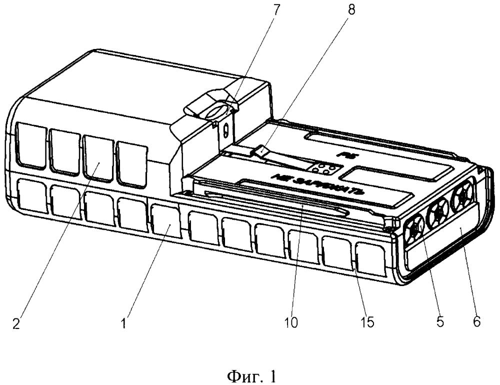 Разовая (неперезаряжаемая) батарея