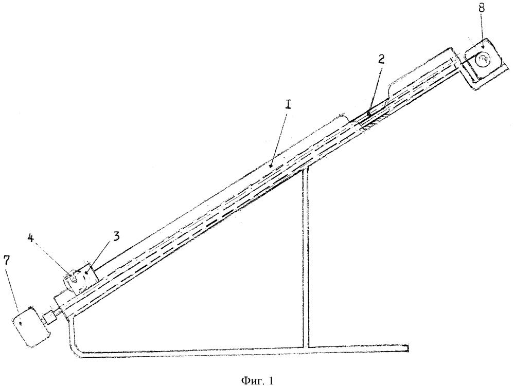 Устройство для навивки проволочной спирали на трубчатую оболочку