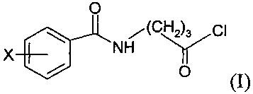 Гамма-(n-гидроксибензоиламино)бутирохлориды, как полупродукты для получения потенциальных биологически активных производных гамма-аминомасляной кислоты