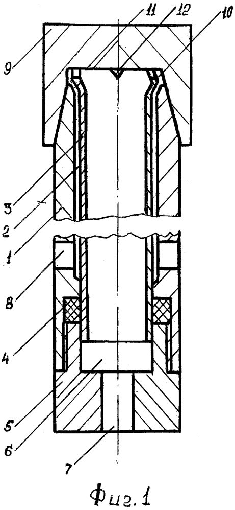 Устройство для контактной точечной сварки с охлаждением электрода-колпачка