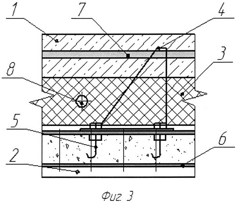 Наружная стеновая панель и способ её применения