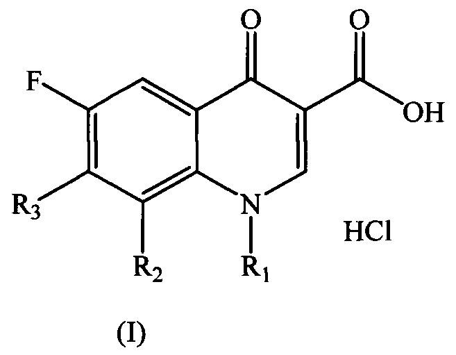 Фторхинолоны на основе 4-дезоксипиридоксина