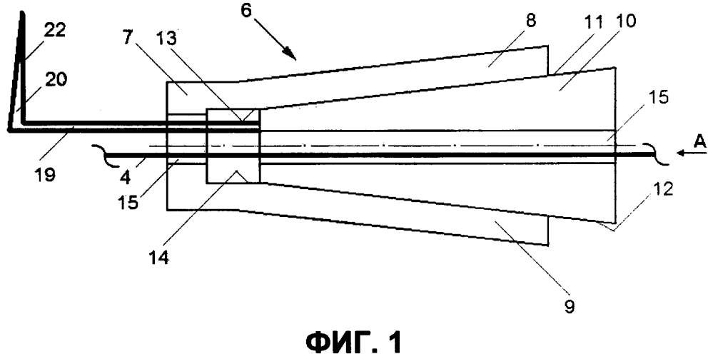Механическая забойка для осуществления технологии заряжания выработки в виде шпура или скважины при буровзрывных работах (варианты)