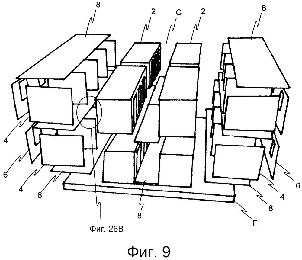 Способ и система для строительства здания