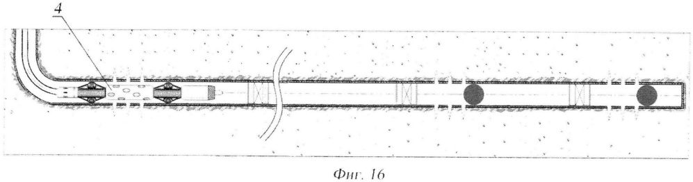 Способ интервального многостадийного гидравлического разрыва пласта в нефтяных и газовых скважинах