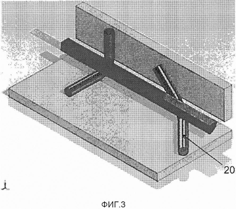 Заготовка п-образной формы с наклонными волокнами