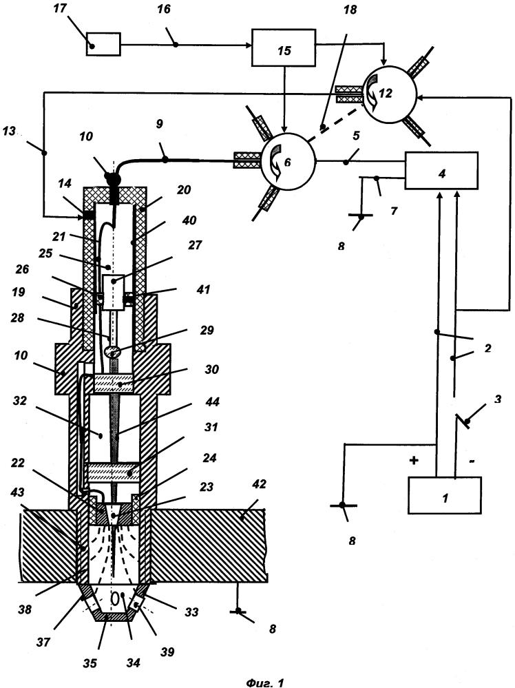 Система лазерного зажигания и лазерная свеча зажигания