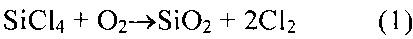 Способ получения оптического кварцевого стекла