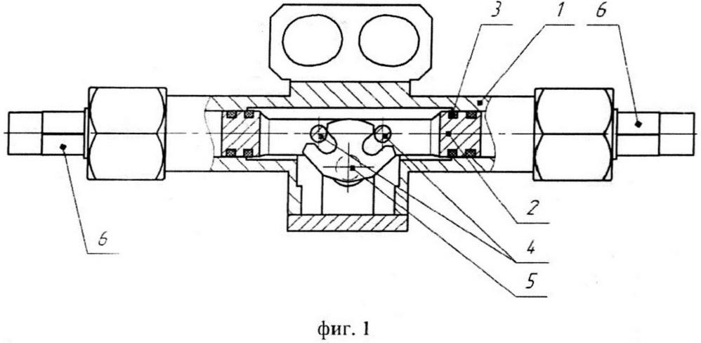 Поворотный пневмодвигатель