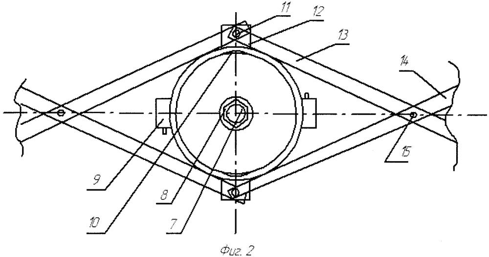 Ветроколесо ветроэлектрогенератора
