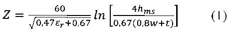Способ контроля отклонений ширины проводников печатной платы от номинальных значений
