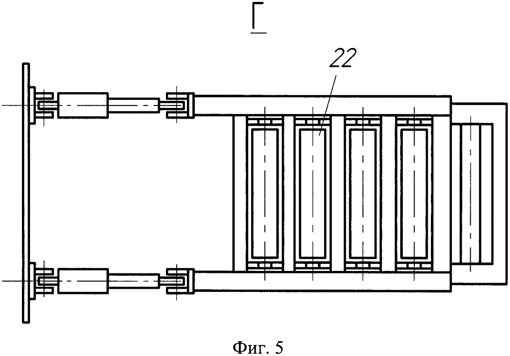 Устройство для выгрузки кускового материала из бункера
