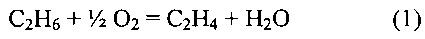 Способ получения оксидных катализаторов для процесса окислительной конверсии этана в этилен