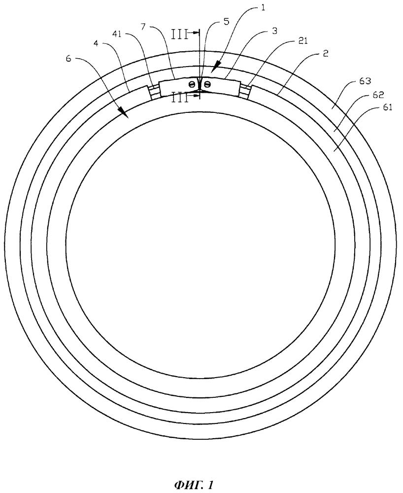 Устройство для соединения первого и второго протяженных элементов