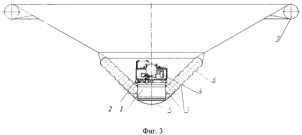 Возвращаемый с околоземной орбиты научно-исследовательский космический аппарат