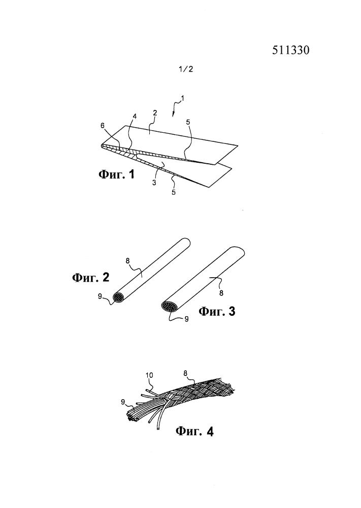 Способ повышения жесткости металлической усиливающей детали и металическая усиливающая деталь турбомашины