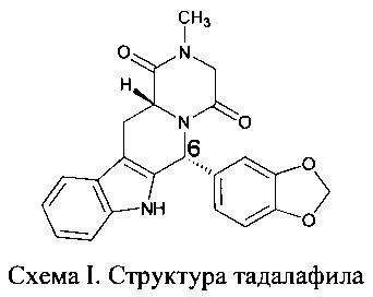 Новые твердые формы ингибиторов фосфодиэстеразы 5-го типа