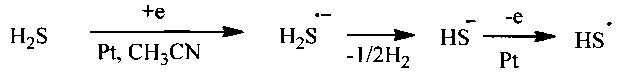 Способ электросинтеза циклогексантиола на основе сероводорода