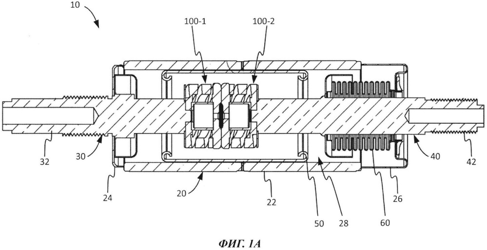 Катушка аксиального магнитного поля для вакуумного прерывателя