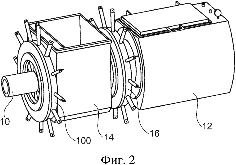 Уплотнение для применения в экструзионном устройстве