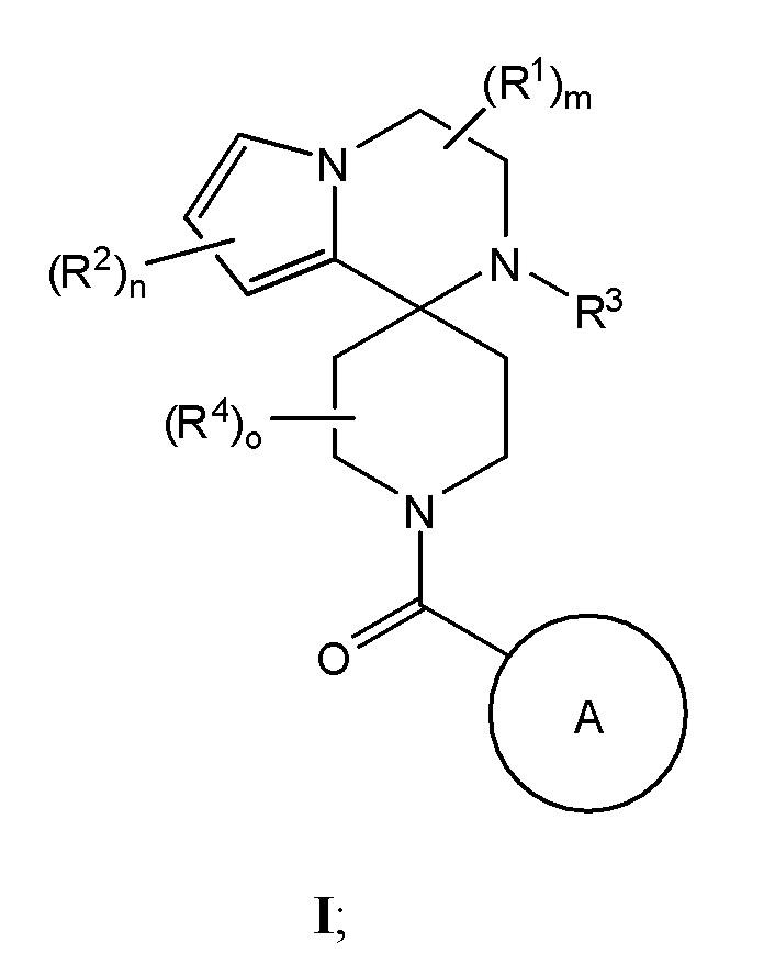 Спироциклические пирролопиразин(пиперидин)амиды в качестве модуляторов ионных каналов