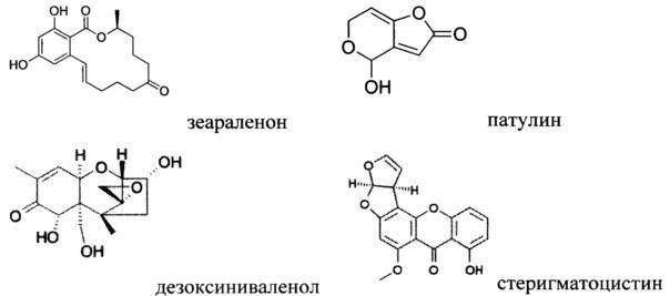 Способ биообезвреживания микотоксинов