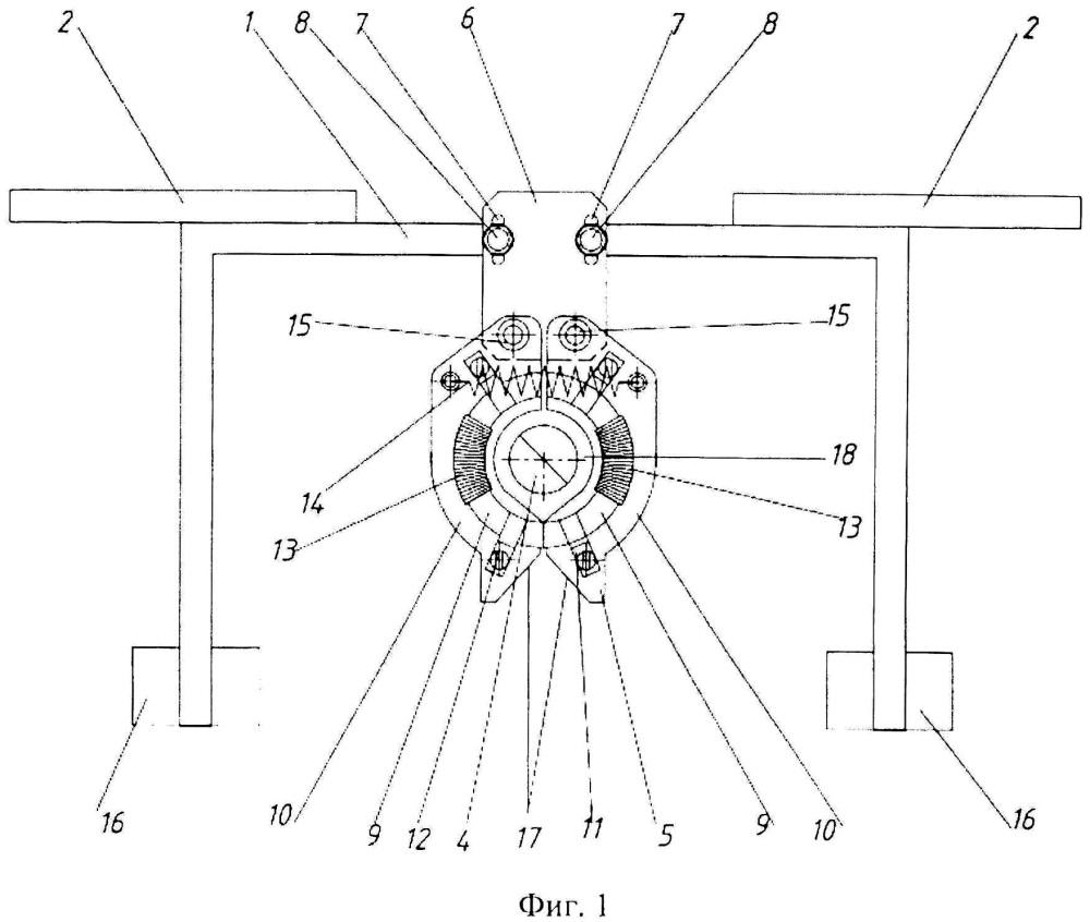 Устройство для зарядки аккумулятора от провода воздушных линий электропередач