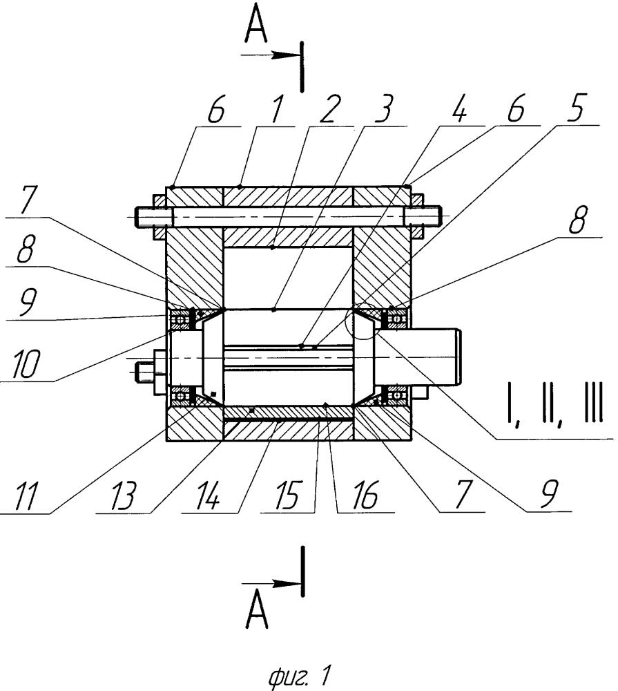Пластинчатая роторная объемная машина