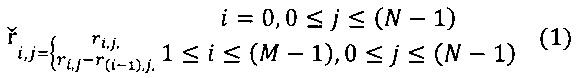 Способ остаточной дифференциальной импульсно-кодовой модуляции в целях расширения диапазона высокоэффективного кодирования видеоизображений (hevc)