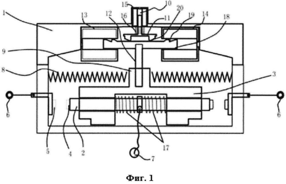 Быстродействующее двунаправленное переключающее устройство с тремя состояниями