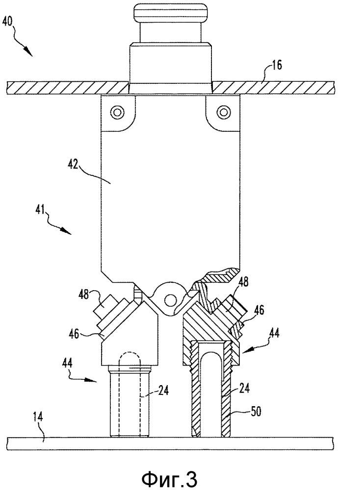 Адаптер прерывателя цепи для штепсельной панели прерывателя цепи