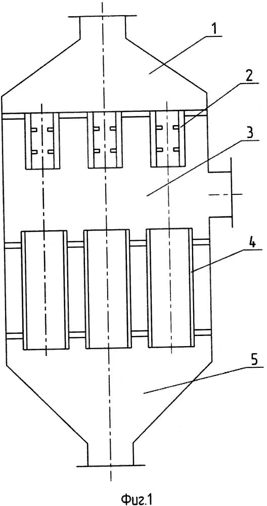 Жидкостно-газовый эжекторный аппарат
