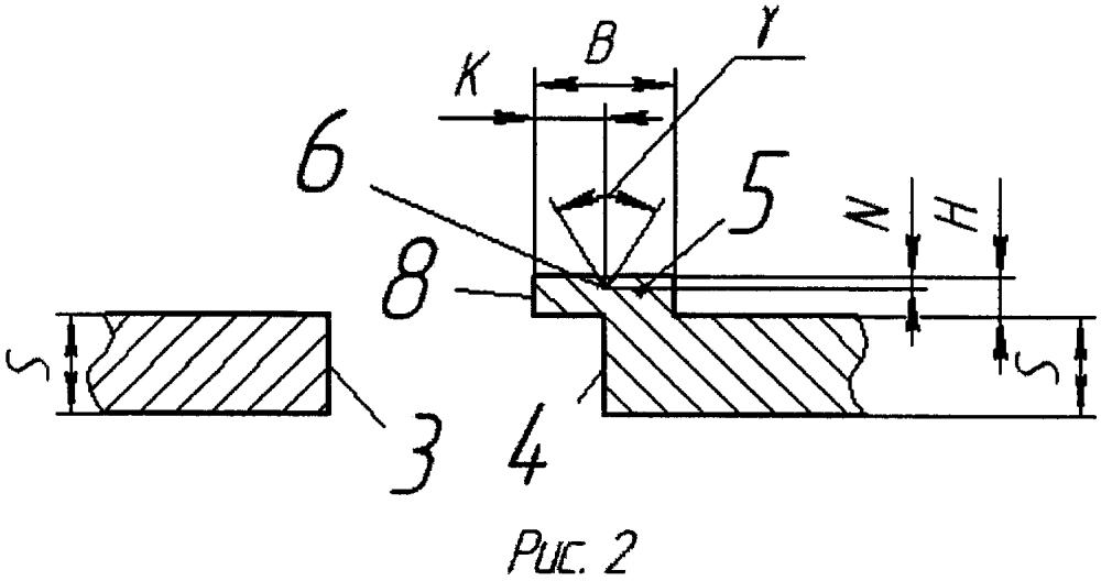 Способ электронно-лучевой сварки деталей