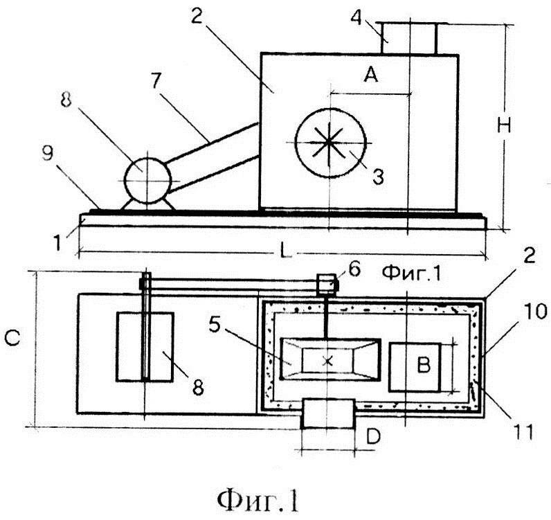 Малошумная вентиляционная установка