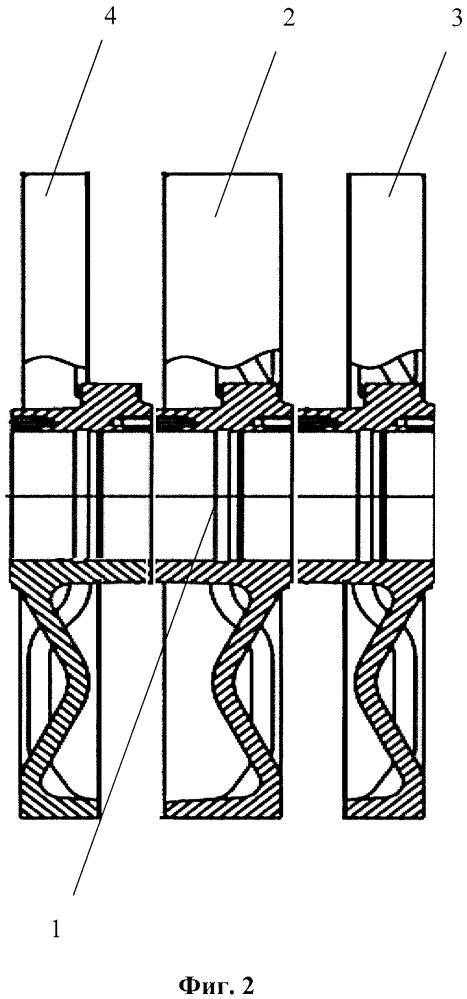 Колесо направляющее с дополнительными ребордами гусеничной тележки уборочной машины