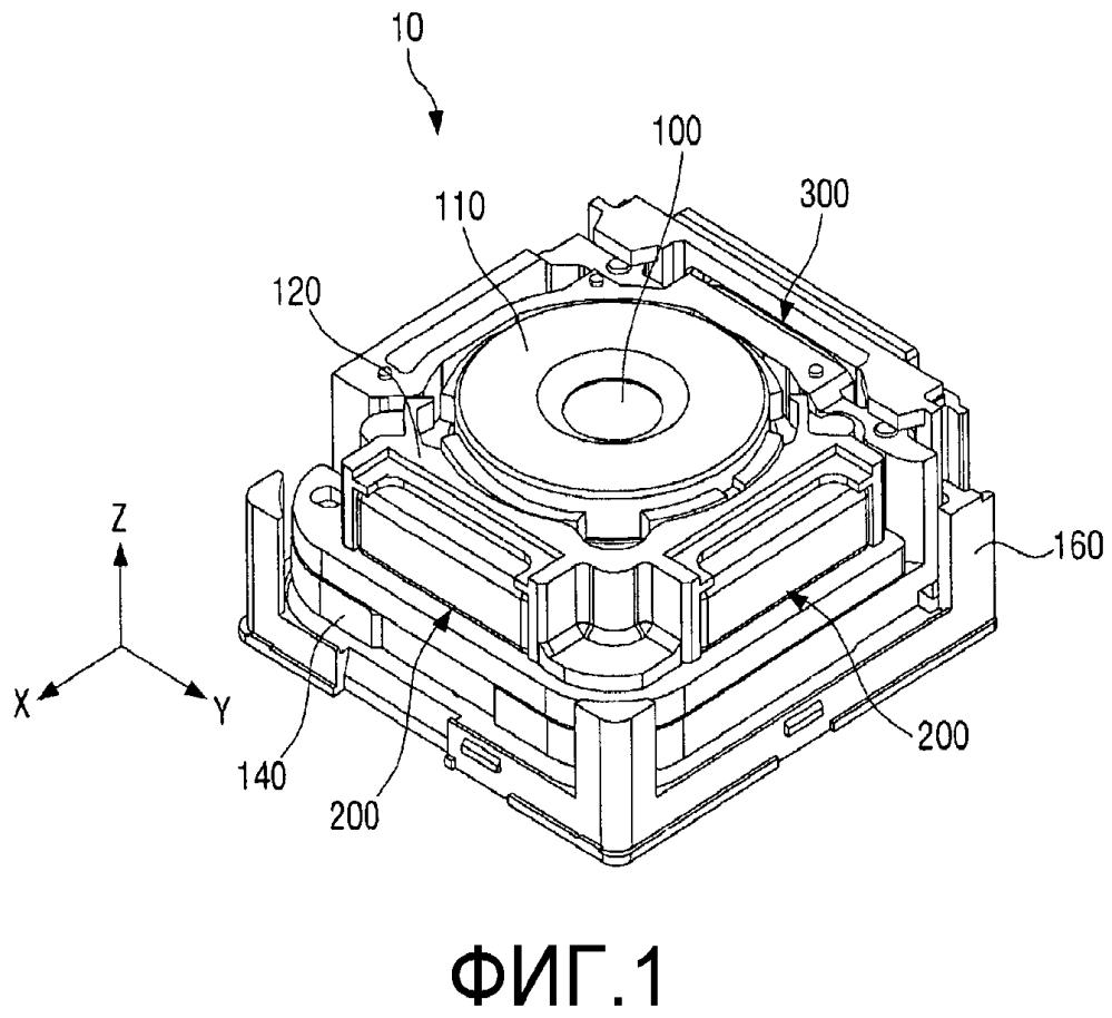 Оптическое регулировочное устройство
