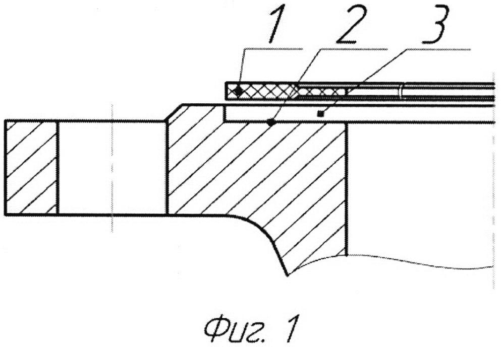 Уплотнительная прокладка для фланцевого соединения