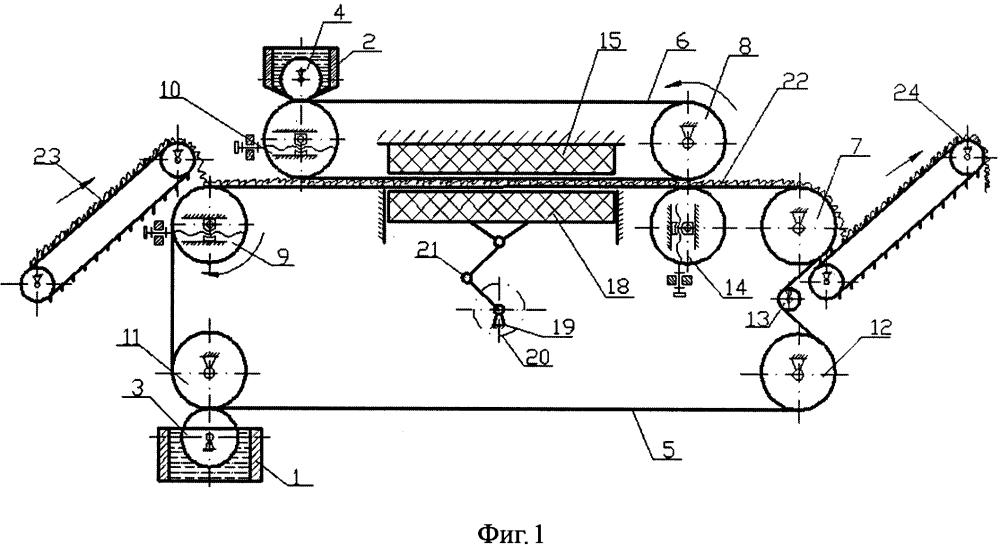 Устройство для мойки шерсти в маловодных средах